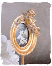 Baroque Angel Figurine Picture Frame Vintage Frame Venetian Photo Frame