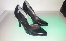 Chinese Laundry black heels decent condition women's size 9