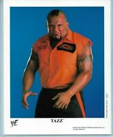 WWE TAZZ P-641 OFFICIAL LICENSED AUTHENTIC ORIGINAL 8X10 PROMO PHOTO VERY RARE