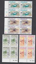 Seychelles 1980 Mint MNH Full Set Overprinted SPECIMEN New Currency Blocks 4
