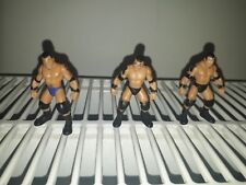 WWE Mini Action Figures AND Chair accessories