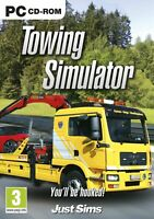 Towing Simulator (PC CD) NEW & SEALED