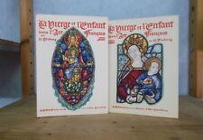 JESUS MARIE ICONOGRAPHIE LA VIERGE ET L'ENFANT DANS L'ART FRANCAIS (M. VOLBERG)