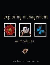 Exploring Management: In Modules
