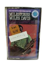 Brand New Miles Davis Milestones Audio Cassette Music Song