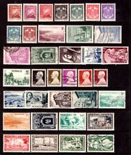MONACO 1941-50 : Mint & used selection incl. better.