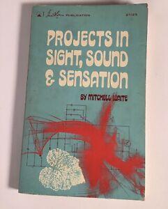1974 Mitchell Waite Projects In Sight Sound & Sensation Electronics ESP Machine