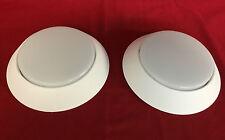 Lithonia Versi Lite 9-Watt White Integrated LED Flushmount FMML 7 840 M6 2 PACK