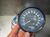 Yamaha 1977 - 1979 XS750 Triple Speedometer OEM 140MPH