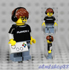 LEGO Series 12 - Video Game Guy 71007 Minifigure Online Code Gamer Controller