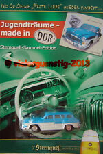 Sternquell DDR-PKW Modell Sachsenring P240 Kombi Jugendträume made in DDR