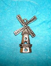 Windmill Charm Moulin Rouge Paris Solar Energy Charm French Charm Showgirls DIVA