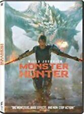 Monster Hunter (Dvd, 2020)