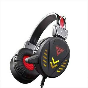 New A1 Gaming Headphones Great Quality Sound, Compatibility Colourful LED lights