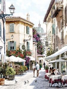 Richard Macneil Canvas Art Prints London New York Venice Paris Rome Pictures