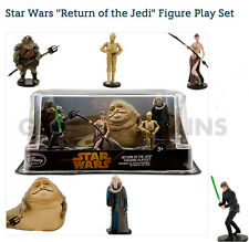 Star Wars Return of the Jedi Figure Toy Play Set Boys Birthday Party Cake topper