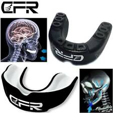 Mouth Guard Gum Shield Teeth Protector Bit Boxing Karate Football Rugby + Case U