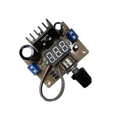 LED LM317 Adjustable Voltage Regulator Step-down Power Supply Module DIY Kits UK