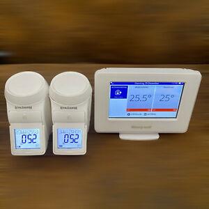 Honeywell evohome Wi-fi Starter Paket Heizkörperthermostat