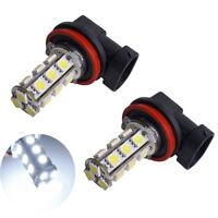 2 ampoules à LED H11 anti brouillard  en Feux de jour pour BMW E36  E30
