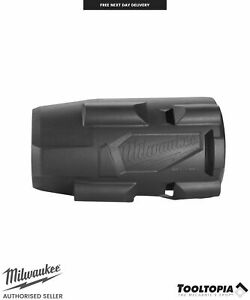 Milwaukee 4932478771 - Rubber Protective Boot Sleeve For M18FMTIW2F+M18FMTIW2P