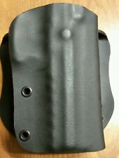 Kydex paddle holster for Kel-Tec PMR 30