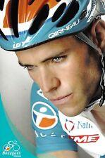 CYCLISME carte cycliste LE BOULANGER YOANN équipe BOUYGUES TELECOM 2007