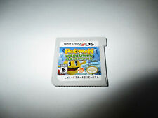 Pac-Man and the Ghostly Adventures (Nintendo 3DS) XL 2DS Game