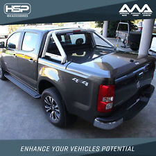 HOLDEN RG COLORADO PREMIUM Ute Hard lid Top Tonneau cover flat SUITS SPORTS BARS