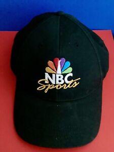 NBC Sports Hat Cap Ballcap  NFL TV Peacock Logo Network Pre-Owned