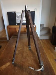 Vintage / Antique Wooden Tripod