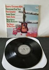 Various - Country Christmas With LP Record - USED - Pickwick SPC-1012 EXCELLENT