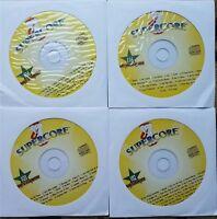 4 CDG KARAOKE DISCS SET MEGA COUNTRY SUPERCORE - SUGARLAND MUSIC CD CD+G *SALE*