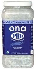 ONA Pro Gel JAR 1 Gallon gal 4 Liter - odor stop control neutralizer