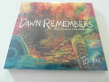 Rich Shapero With Maria Taylor – Dawn Remembers (CD Album 2011) Sealed