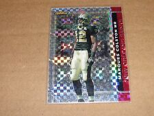 2007 Finest MARQUES COLSTON #66 XFractor Variant/25 New Orleans SAINTS Hofstra