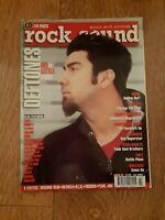 ROCK SOUND MAGAZINE ( 14 ) JULY 2000 DEFTONES MUSE MOBY EMINEM SOULWAX PANTERA