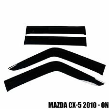 For Mazda CX-5 2010- up Superior Weather Shields Window Visors Wind Rain Guards