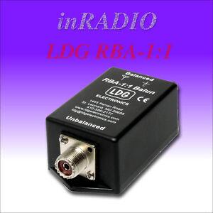 LDG RBA- 1:1 - Antennen-Balun 1:1 von 1.8 bis 30MHz