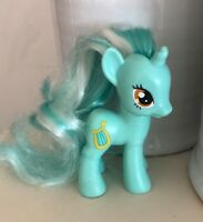 My Little Pony Lyra Heartstrings Hasbro Collectible / harp motif peppermint MLP