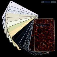 Tremolo Cover Back Plate for Fender® Stratocaster® Strat® USA MIM Standard - NEW