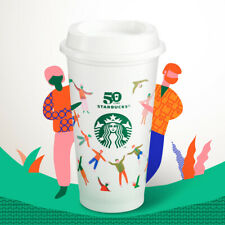 STARBUCKS HONG KONG 2021 LIMITED EDITION 16OZ RE  USE  ABLE CUP