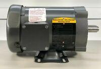 "NEW BALDOR CM3542-5 ELECTRIC MOTOR 3/4-HP 575-V 1725-RPM 3-PH 5/8""-SHAFT"