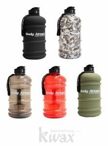 Body Attack - Water Bottle XXL - 2,2 Liter Trinkflasche