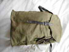 original WW2 GERMAN ARMY / ELITE TROOPS small size RUCKSACK PACK day sack RBNR