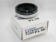 Canon Extension Tube FL 15 + Box