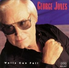 Walls Can Fall ~ Jones, George CD