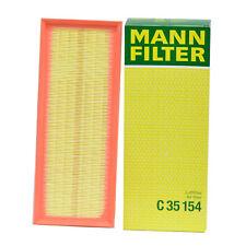Audi VW Engine Air Cleaner Filter Mann C35154 Mann Fast International Shipping