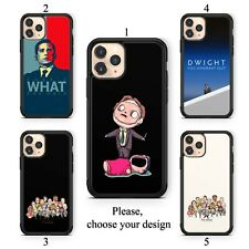 The Office TV series case for iphone 11 XR Pro SE Max X XS 8 plus 7 6 TPU SN