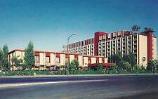 Le Baron Hotel in San Jose CA Postcard